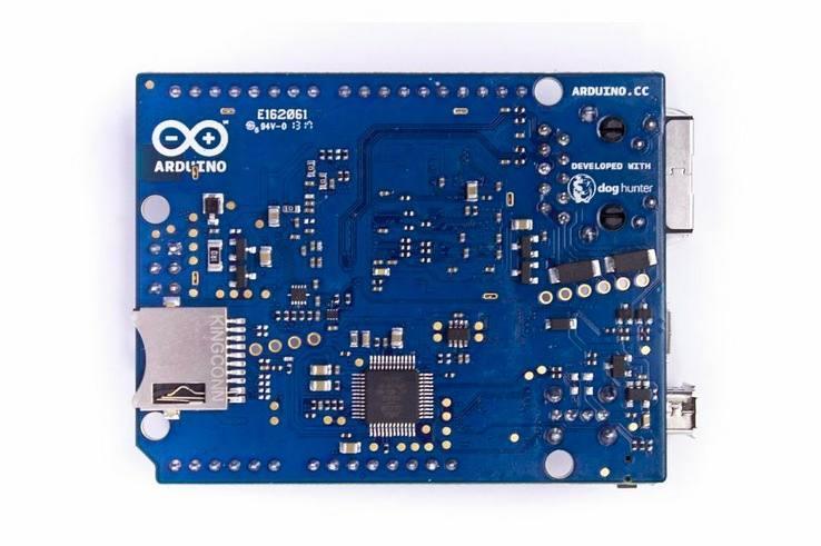 Arduino Maker: Arduino Yun ShieldDragino Yun Shield